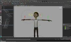 Introduction to rigging by Jahirul Amin. Before jumping in and creating joints left, right and center, let's take a step back and look at so...