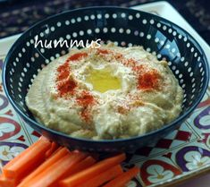 Always popular! Thermomix hummus from WinosandFoodies.com