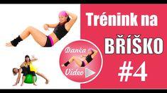 Cviky na břicho #4 ► DancaVideo.com Youtube, Movies, Movie Posters, Films, Film Poster, Cinema, Movie, Film, Movie Quotes