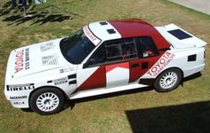 Toyota Celica Group B Tribute 1984.