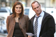 """Christopher Meloni Is """"Open"""" to a Law & Order: SVU Return"""