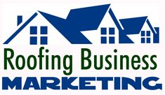 A list of some of the best roofing marketing ideas and strategies for roofing companies. How to get more roofing jobs. How to get more roofing customers. Marketing Ideas, Business Marketing, Roofing Companies, Cool Roof, Mexican Art, Auckland, Blogging, Logos, Roofing Contractors