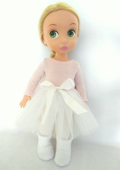 disney animator doll clothes (need to translate)