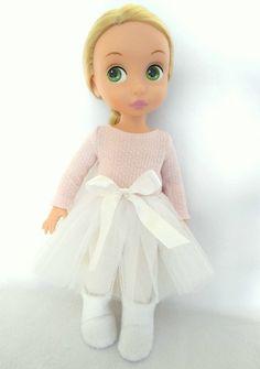 disney animator doll clothes (need to translate)