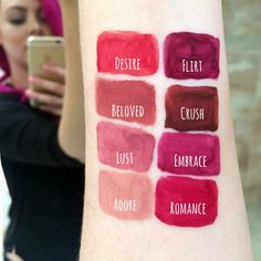 Cruelty Free Makeup, Lip Stain, Vegan Beauty, Milani, Matte Lips, Liquid Lipstick, Flirting, Swatch, Make Up