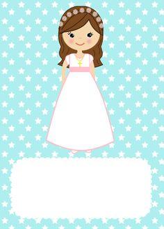 Baptism Cookies, Cake Logo, First Communion, Holi, Clip Art, Baby Shower, Scrapbook, Activities, Disney Princess