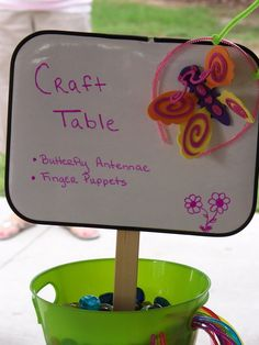 Craft table?