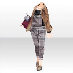 @trade | 検索結果 Fashion Design Drawings, Fashion Sketches, Model Outfits, Girl Outfits, Pretty Outfits, Beautiful Outfits, Sally Face Game, Drawing Anime Clothes, Clothing Sketches