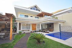 Casa decorada mobiliada à venda Blue Houses Barra da Tijuca, comprar