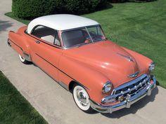 1952 Chevrolet Styleline Deluxe Bel-Air Hardtop Coupe