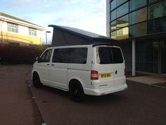 2012 12 Reg Volkswagen Transporter Brand New Camper Van Motorhome Conversion with Crash-Tested Bed