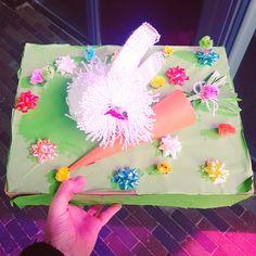 Paasdoos knutselen: de leukste ideeën voor het paasontbijt op school #leukmetkids #pasen #knutselen #easter #crafting
