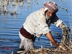 رجل من جنوب العراق