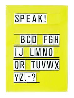 Interactive Poster - Julian Yeo