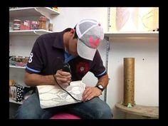 ▶ Luminárias em PVC - David Emanuel - YouTube
