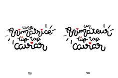 Printable Animateur tip top caviar