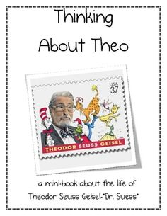 This is a brief book with information about the life of Dr. Seuss.  Free