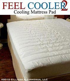Cooling Mattress Pad