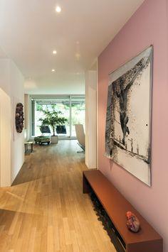 0015_Foto2 - Eigentumswohnung: Zürich – Planung Raum-, Farb- und Lichtkonzept, Individualanfertigung - d sein werke