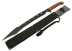 Rosewood Deluxe Heavyweight Full Tang Machete
