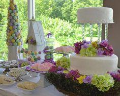 garden themed bridal shower