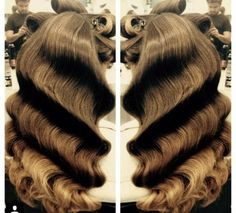 Fingerwaves Tips from Mustafa Avci of Hair Salon M | Modern Salon Perfrct waves