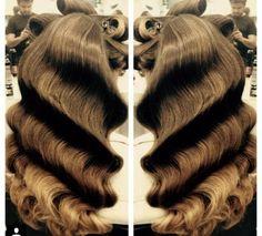 Fingerwaves Tips from Mustafa Avci of Hair Salon M | Modern Salon Perfrct waves