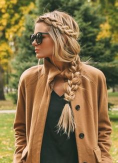 Pumpkin Spice for hair is apparently a thing now.