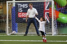 prince harry brazil goal