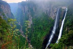 Janela do Horizonte: 5 Cânions incríveis do Brasil