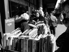 Strand Bookstore, by Kathleen Tyler Conklin (CC BY 2.0)