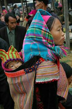 Vietnam, Lào Cai, Bắc Hà.
