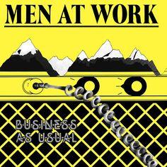 Men At Work - Business As Usual (Vinyl, LP, Album) at Discogs