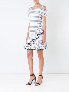 쇼핑 Rebecca Vallance 'Jupiter' ruffle mini dress in Rebecca Vallance from the world's best independent boutiques at farfetch.com. 전 세계 400여 곳의 패션 부티크를 한 웹사이트에서 쇼핑하세요..