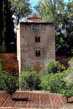 Torre de las Infantas. La Alhambra de Granada