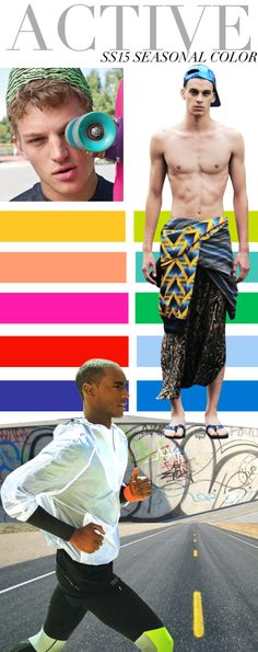 Trend Council SS15 Active