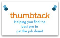 Thumbtack – Helping You Find the Best Pro to Get the Job Done!  http://www.wonderoftech.com/thumbtack-review/