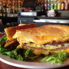How about a Big Tex Grilled Cheese?