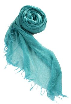 Scarf - Turquoise Sparkle by spun