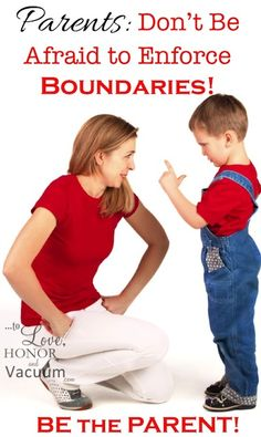 Parental Authority: Apparently Discipline is a New Parenting Trend!
