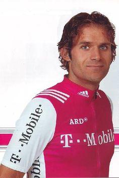 Santiago Botero Bjarne Riis, St Etienne, Road Cycling, World Championship, Bicycle, Cyclists, Hobbies, Amazing, Women