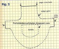 Moldes para manualidades en panamina ~ Portal de Manualidades