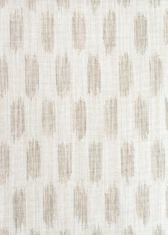 Mazarin Upholstery Fabric Spotted Ikat design upholstery fabric in oat and cream. Suitable for general domestic use.