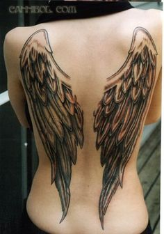angel meaning of 66 | ssssssssss Angel Tattoos ssssssssss