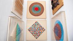 paper sculptures-herman miller