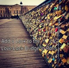 My amazing boyfriend surprised my by doing this on his trip to Paris:D