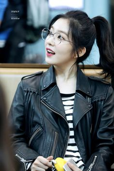 Bae Joohyun #glasses