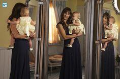 "#PLL 7x20 ""'Til Death Do Us Part"" - Spencer/Alex   You have your fathers eyes. I knew Wren would make good babies"