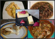 Ya está aquí el MENÚ DE HOY. Toma nota, cinco ricas, fáciles y económicas recetas para que hagas en casa. ¡Buen provecho!  http://hornodelena.blogspot.com.es/2014/03/menu-completo-11-horno.html