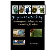 Instant Download Ebook  Gorgeous Little Bags  How by lizetfrijters, $20.00